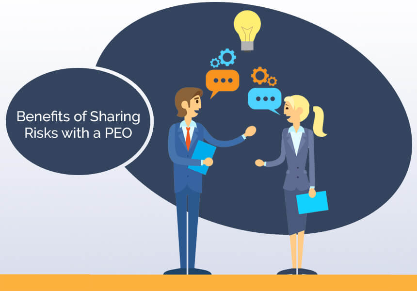 Benefits of Sharing Risks with a PEO